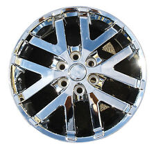 (one) New Factory OEM Acadia Enclave Outlook Traverse CHROME wheel 17802022 5285
