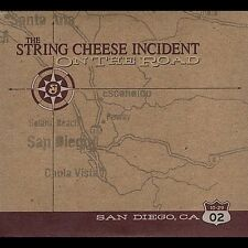 On the Road: 10-29-02 San Diego, CA by The String Cheese Incident (CD, Jul-20...
