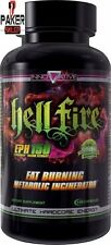 HELLFIRE BY INNOVATIVE LABORATORIES 90 CAPS FAT BURNER