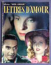 ► ROMAN PHOTOS / COLLECTION MON AMOUR - 25/1960 - LETTRES D'AMOUR - JACHINO
