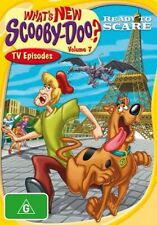 Scooby Doo Ready To Scare Volume 7 New DVD Region 4 Sealed