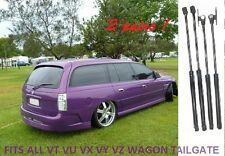 HOLDEN COMMODORE VT-VX-VY STATION WAGON TAILGATE BOOT+BONNET GAS STRUTS-2 PAIRS
