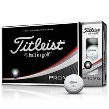 2017 Brand New Titleist PRO V1X Golf Balls (One Dozen)