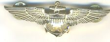 USN Aviator Wings - Pin - BC Patch Cat No. M485