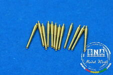 RB Model 1/350 15cm German Naval Metal Gun Barrels 12pcs for Bismarck,Schanhrost