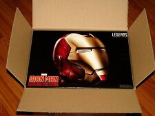 Hasbro Marvel Legends Series Iron Man Electronic Helmet * SEALED