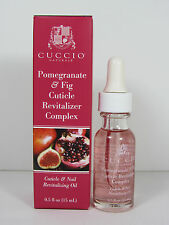 C3127 - Cuccio - Pomegranate & Fig Cuticle Revitalizer Complex 1/2oz - Brand New
