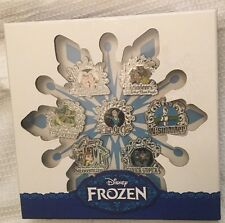D23 - The Music of Frozen Boxed Pin Set LE 500 Disney Pin