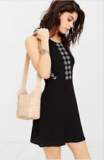 NEW URBAN OUTFITTERS ECOTE LEATHER BASKET WEAVE BAG CROSSBODY