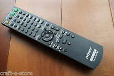 GENUINE Sony AV Receiver Remote RM-ADU007A for HCD-HDX277WC HDZ278 DAV-HDX685