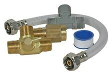 RV Parts And Accessories Water Heater Bypass Valve Kit Winterizing Antifreeze