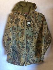 Men's Camouflage Jacket Camo Ranger Quilted Parka Medium #X