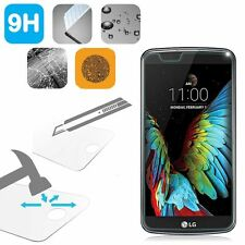Premium Real Screen Protector Premium Tempered Glass Protective Film For LG K10