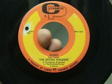British Walkers Garage 45 Shake b/w That Was Yesterday Cameo Parkway CLEAN VG++