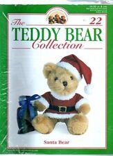 The Teddy Bear Collection Magazine -Issue.22, Santa Bear