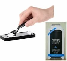 Razorpit Razor Blade Sharpener Easy cleans Cartridge shaving - Gillette schick