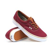 VANS Men's Size SZ 12 ERA Work Floral Cordovan Skateboard ETC Shoes SKATE SK8