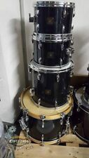 Gretsch percussioni USA VINTAGE 70er finish Ply Nitron BLACK BATTERIA