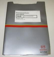 Werkstatthandbuch Seat Inca 5 Gang Schalt Getriebe 02J Schaltgetriebe ab 2000!