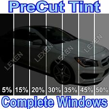 ALL PRECUT 2PLY DYED WINDOW TINT KIT COMPUTER CUT GLASS FILM CAR ANY SHADE a