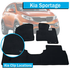 TO FIT: Kia Sportage - (2010-2015) -Tailored Car Floor Mats