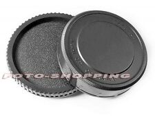 KIT BODY CAP REAR CAP PENTAX 6X7 TAPPO CORPO E RETROBIETTIVO 67 CAMERA OBIETTIVO