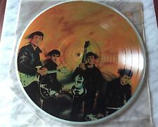 The Beatles Picture Disc Cry For a Shadow if you love me MINT RARE PAUL LENNON