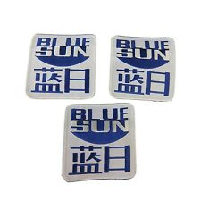 Firefly Television Show Blue Sun Episode Logo Embroidered Patch Set of 3