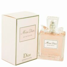 Miss Dior (Cherie) 3.4 oz EDT by Christian Dior for Women NIB (new packaging)
