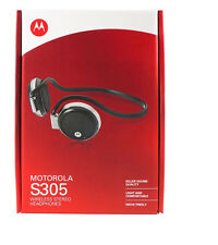 OEM Motorola S305 Stereo Bluetooth Headset Motorokr S-305 Headphones Wireless NB