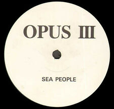 OPUS III - I Talk To The Wind / Sea People - PWL International