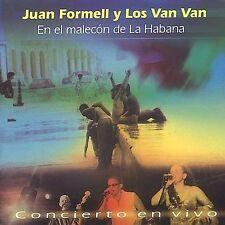 Juan Formell & Van Van En El Malecon De La Habana: Concierto En CD