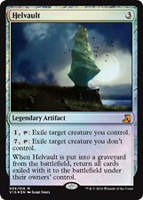 MTG HELVAULT FOIL EXC - TOMBA INFERNALE - FTV - MAGIC