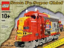 NEW Lego TRAIN 10020 Santa Fa Super Chief - LIMITED EDITION Sealed