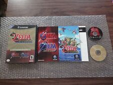 Legend of Zelda: The Wind Waker / Ocarina of Time Master Quest (Game Cube)