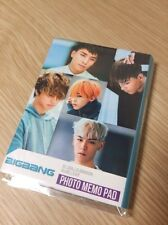 BIG BANG BIGBANG GDRAGON TOP DAESUNG SEUNGRI TAEYANG CUTE COLLECTION MEMO PAD