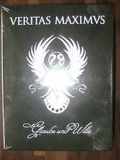LIMITED CD BOX Veritas Maximus Glaube und Wille (Kevin Russell oi Böhse Onkelz)