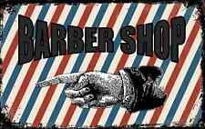 Vintage Style Barber Shop Sign Barber Retro Style Sign Kitchen Sign