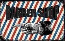 Signo de estilo Vintage Tienda De Peluquería Barbero signo de estilo Retro Signo de cocina