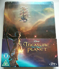 Disney Der Schatzplanet / Treasure Planet | Blu-Ray Limited Steelbook NEU NEW