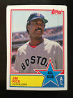 2013 Topps Archives 1983 All Star Insert Jim Rice Red Sox 83-JR
