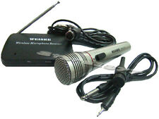Pro Wired / Wireless Uni-directional Vocal Microphone Mic Handheld Generic M003