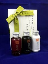 THANN GIFT SET SPA AROMA SHOWER GEL BODY MILK BATH MASSAGE OIL TRAVEL NEW YEAR