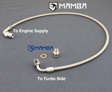Turbo Oil Feed Line Kit Neon SRT4 PT Cruiser w/ Garrett GT3076R GT3037 GT3582R
