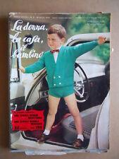 MANI DI FATA n°3 1965 con cartamodelli  [C59]
