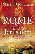 Rome and Jerusalem: The Clash of Ancient Civilizations (Paperback), 97801402912.
