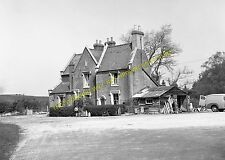 Holmsley Railway Station Photo. Ringwood - Brockenhurst. West Moors Line. (8)