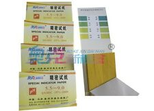 400 Strips,5.5-9.0,PH Indicator Test Paper,Chemistry Labware,5Packs/Lot