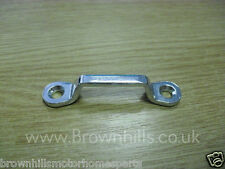 HYMER METAL CLEAT USED FOR SECURING EXTERNAL THERMAL INSULATION COVERS (x 2)