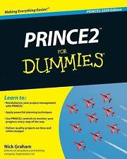 PRINCE2 For Dummies by Graham, Nick